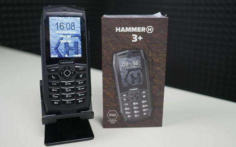 Защищённый телефон MyPhone Hammer 3+ — Отзывы