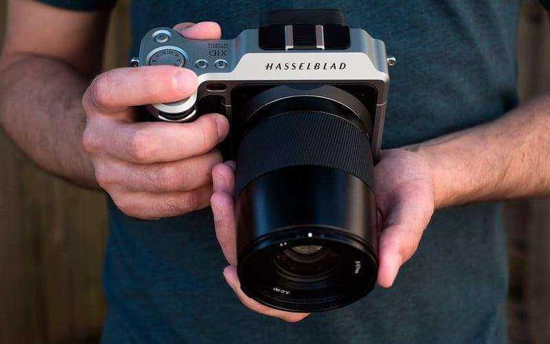 Обзор Hasselblad X1D: первая в мире среднеформатная беззеркальная камера