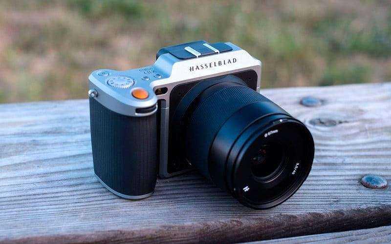 Компактная беззеркальная фотокамера Hasselblad X1D — Отзывы