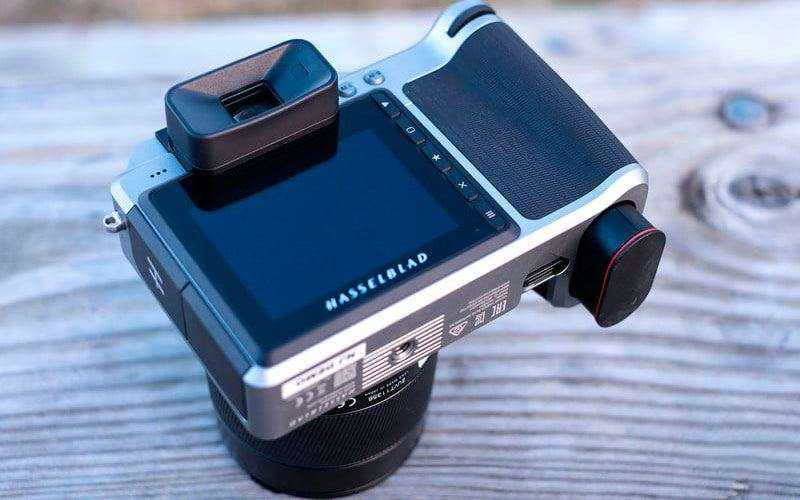 Hasselblad X1D — высокие технологии и ручная работа