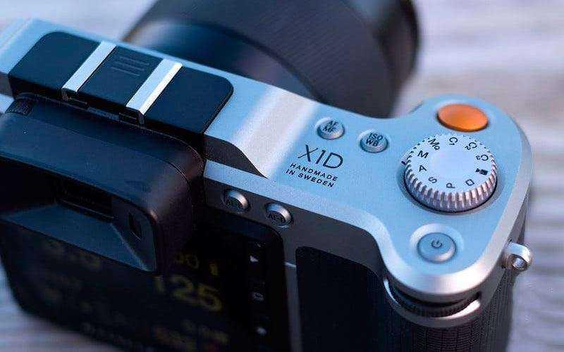 Hasselblad X1D обзор