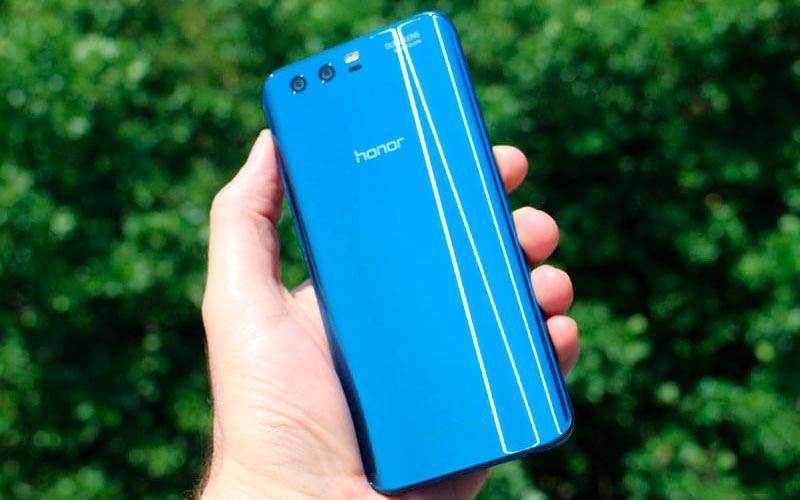 Первый обзор Huawei Honor 9: смартфон конкурент OnePlus 5 и Xiaomi Mi6