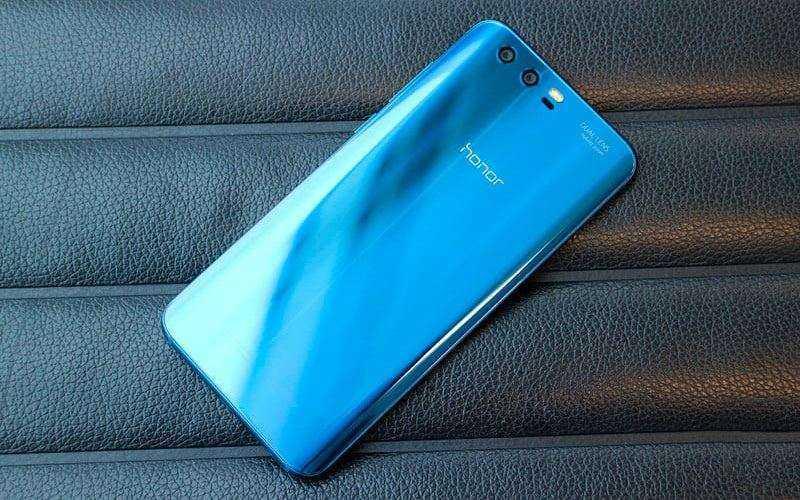 Дизайн Huawei Honor 9