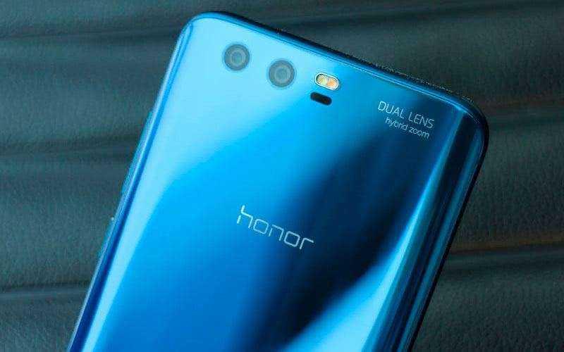 Камера Huawei Honor 9