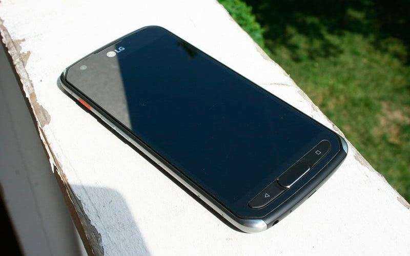 Обзор LG X Venture, прочного и привлекательного телефона за разумную цену