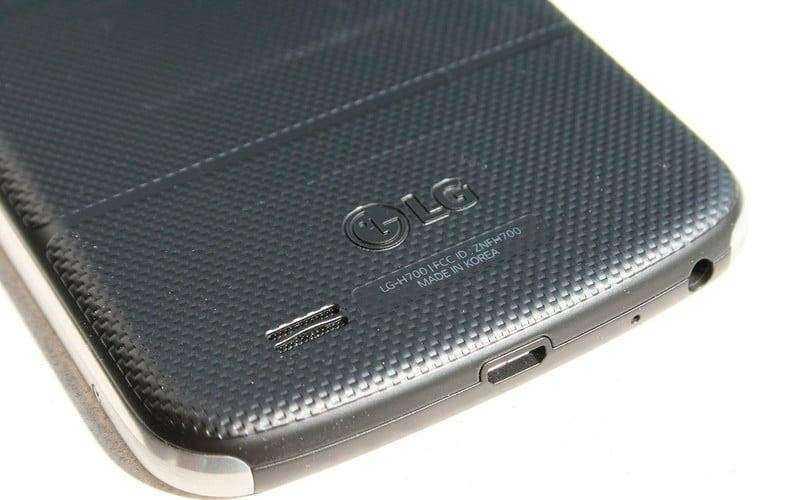 Батарея LG X Venture