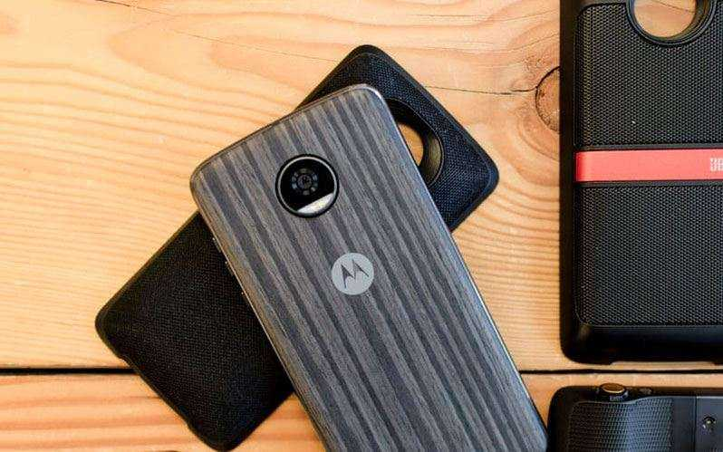 Батарея Moto Z2 Play