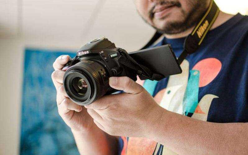 Nikon D5600 обзор