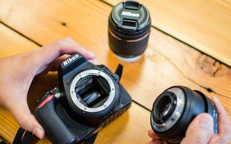 Nikon D5600 отзывы