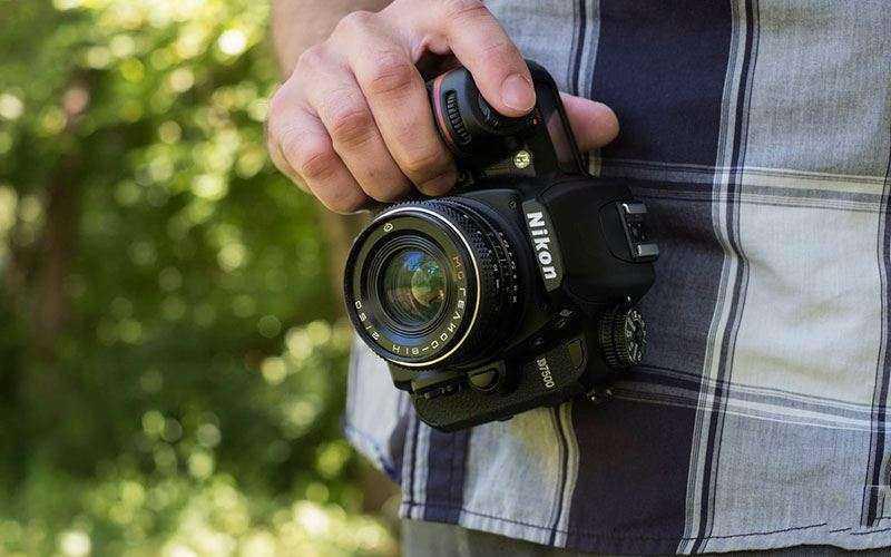 Обзор Nikon D7500: профессиональная камера по цене любительской