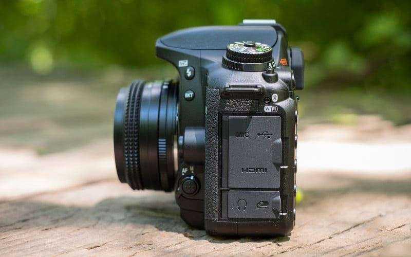 Профессиональная камера Nikon D7500 — Отзывы