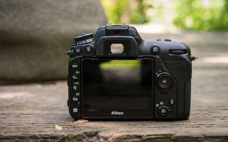 Тест Nikon D7500