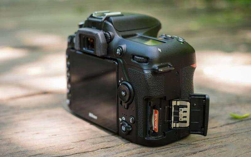 Обзор Nikon D7500