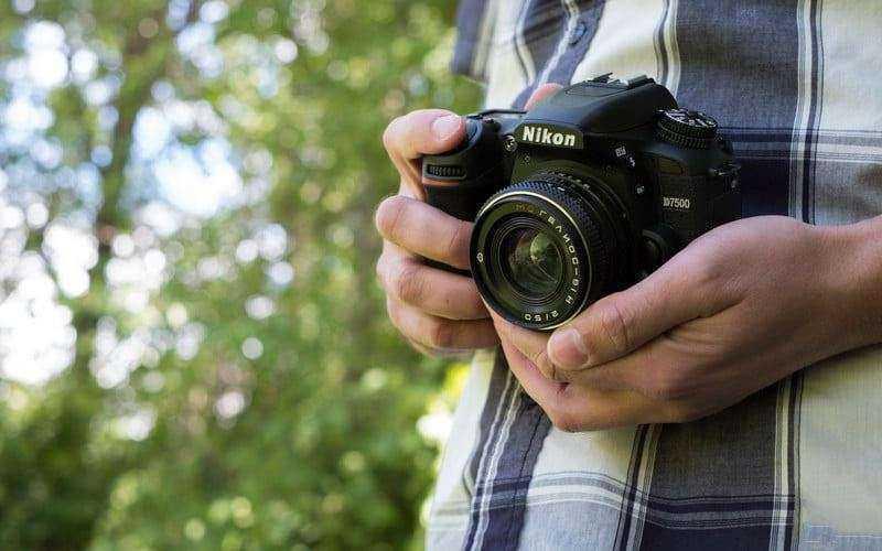 Nikon D7500 опыт
