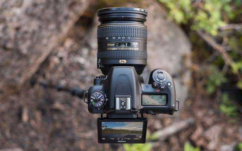 Nikon D7500 отзывы