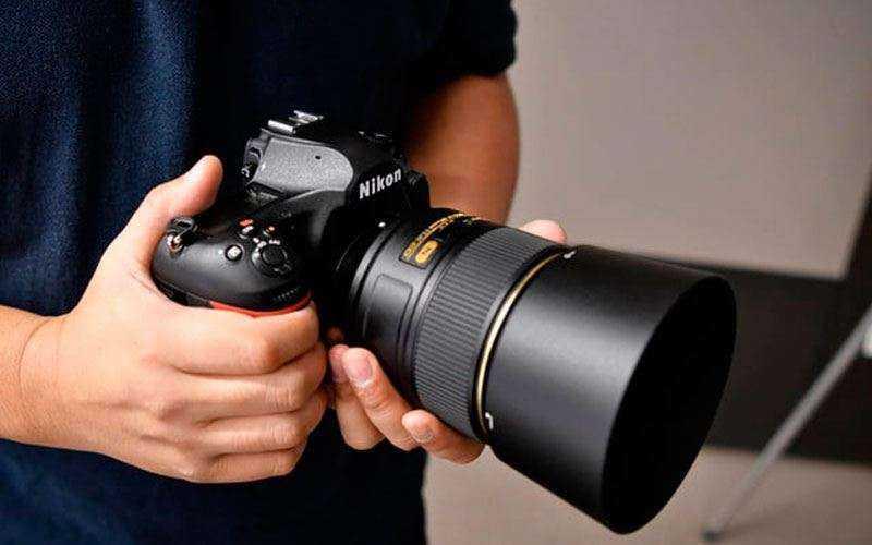 45,7 мегапиксель полнокадровой славы: это Nikon D850
