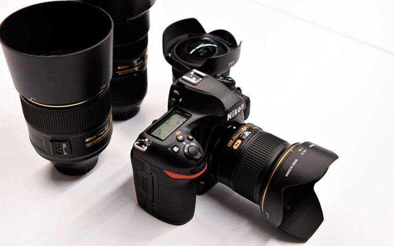 Отличия Nikon D850