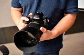 Nikon D850 — 45,7 мегапиксель полнокадровой славы