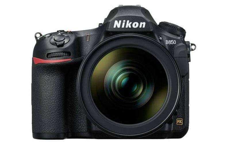 Взглядд на Nikon D850