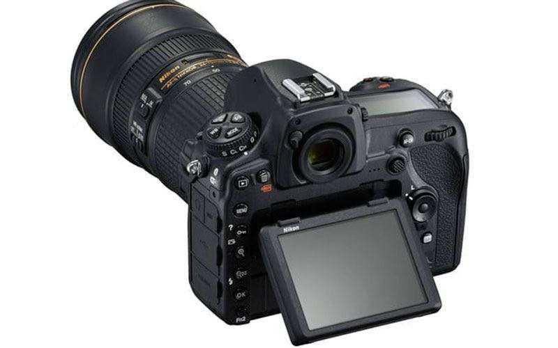 Скорость съёмки Nikon D850
