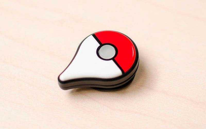 Гаджет для игры Pokemon Go Plus — Отзывы