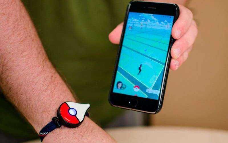 Тест Pokemon Go Plus