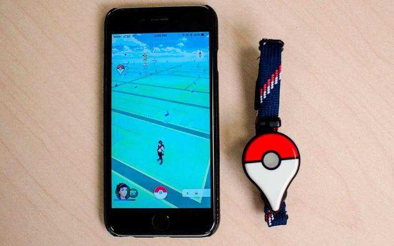 Pokemon Go Plus особенности