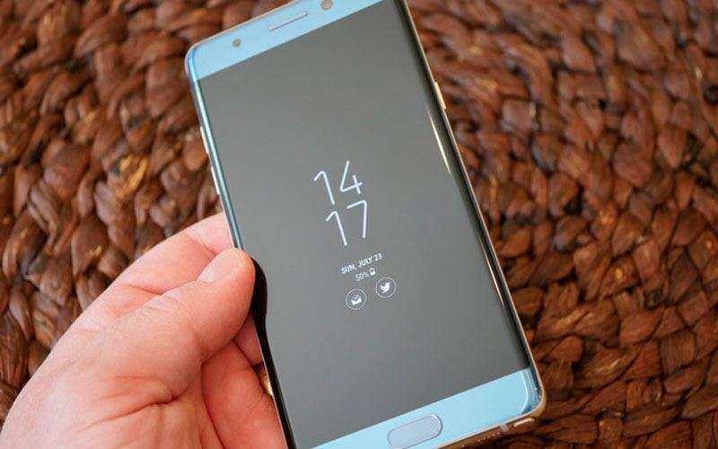 Samsung Galaxy Note FE (Fan Edition) — Обзор смартфона на замену Note 7