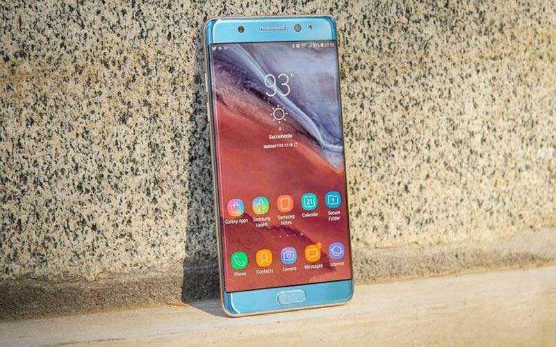 Обзор Samsung Galaxy Note FE (Fan Edition) — Смартфон замена Note 7