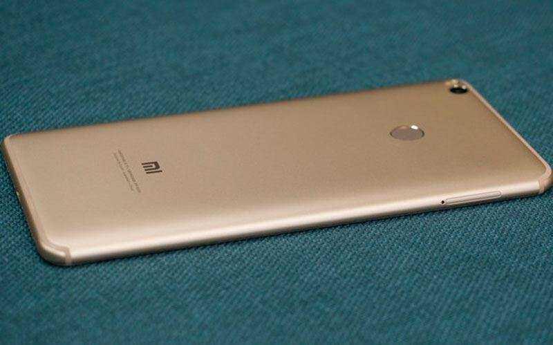 Китайский фаблет Xiaomi Mi Max 2 — Отзывы