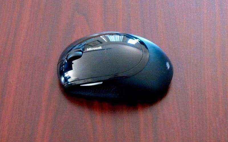 Microsoft Wireless Comfort Desktop 5050 обзор