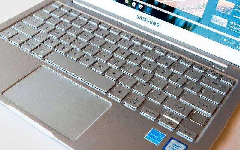 Клавиатура Samsung Notebook 9
