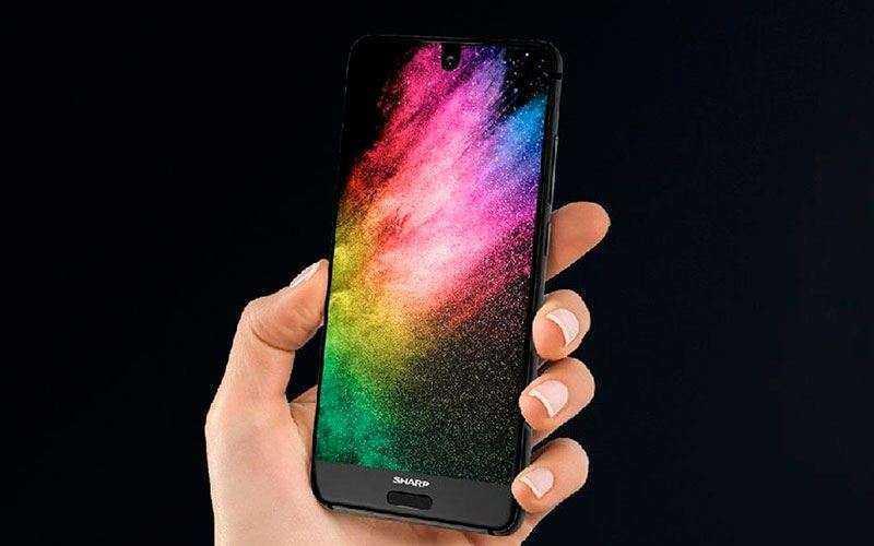 Смартфон Sharp Aquos S2 предлагает безрамочный дизайн по доступной цене