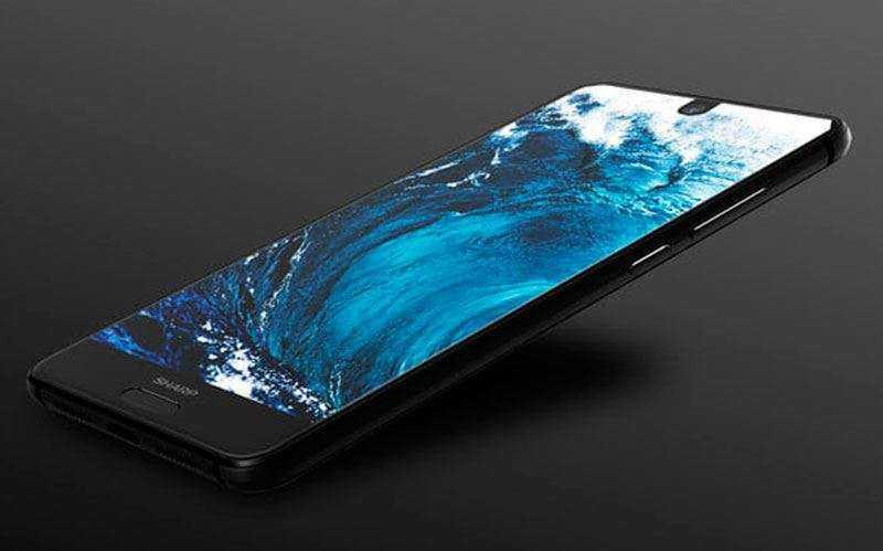 Sharp Aquos S2 — Новый безрамочный смартфон по доступной цене