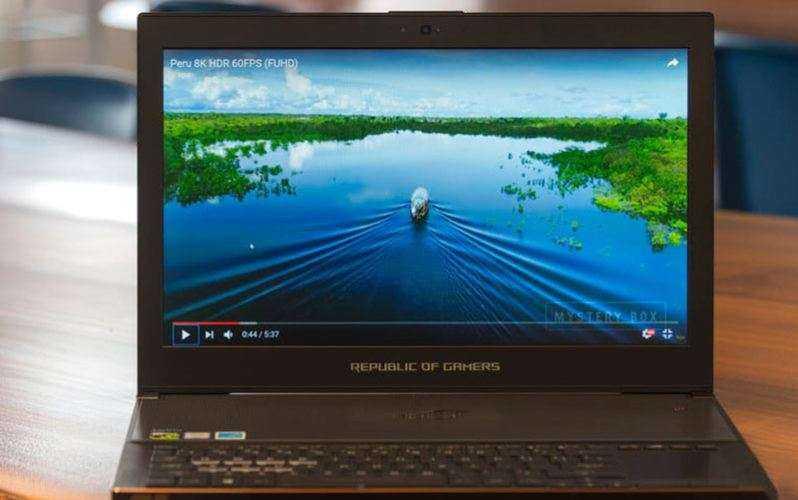 Обзор Asus ROG Zephyrus GX501V — Самый тонкий и мощный игровой ноутбук с GTX 1080