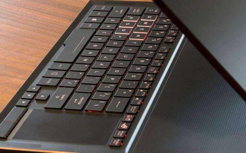 Клавиатура Asus ROG Zephyrus GX501V
