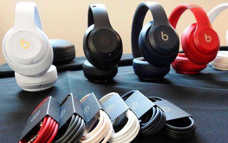 Наушники Beats Studio3