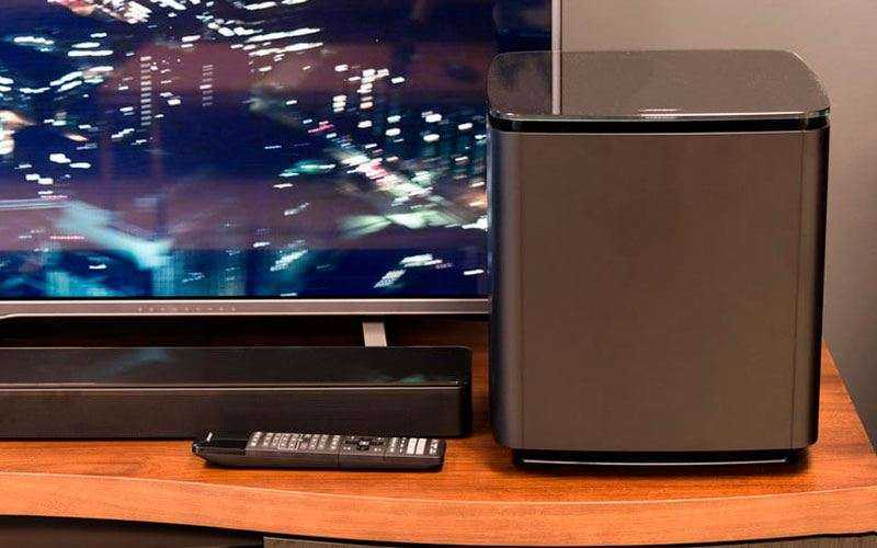 Дизайн и характеристики Bose SoundTouch и Acoustimass 300