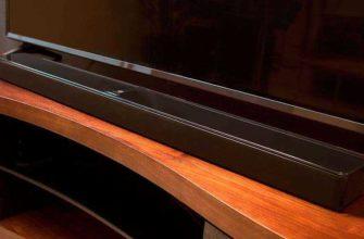 Bose SoundTouch 300 и Acoustimass 300 — Обзор саундбара и сабвуфера