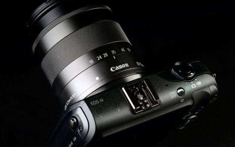 Обзор Canon EOS M — Беззеркальной камеры от Canon