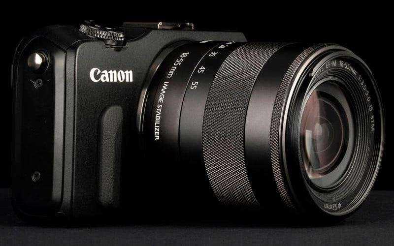 Фотоаппарат Canon EOS M — Отзывы TehnObzor