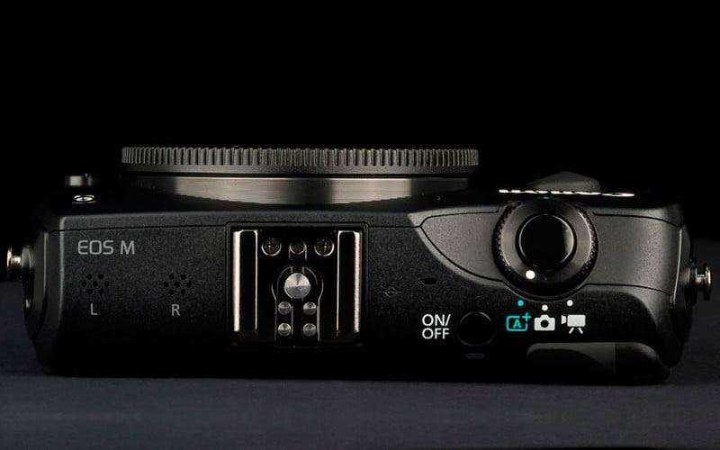 Характеристики Canon EOS M
