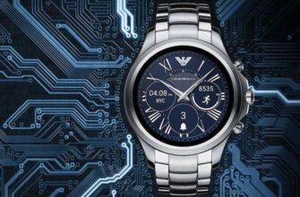 Смарт-часы Armani Emporio добавляют стиля для Android Wear