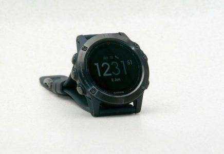 Смарт-часы Garmin Fenix 5X — Отзывы