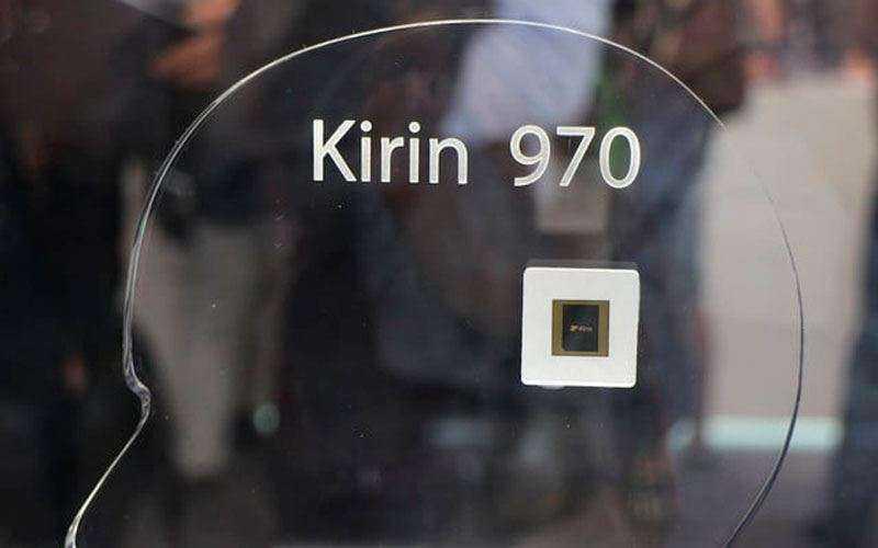 Процессор Huawei Kirin 970 имеет искусственный интеллект и NPU