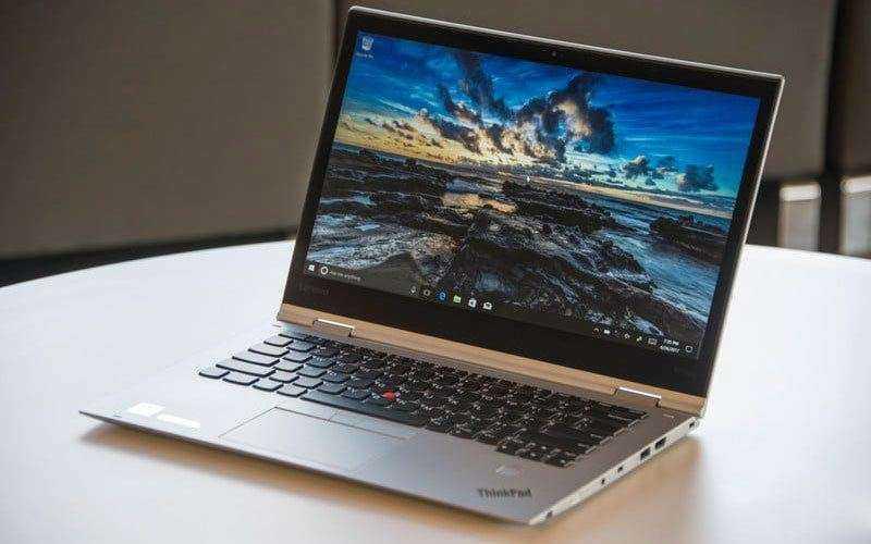Lenovo ThinkPad X1 Yoga — Обзор ноутбука трансформер 2-в-1