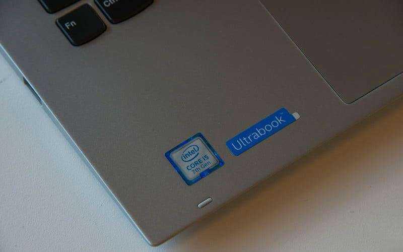 Процессор Lenovo ThinkPad X1 Yoga
