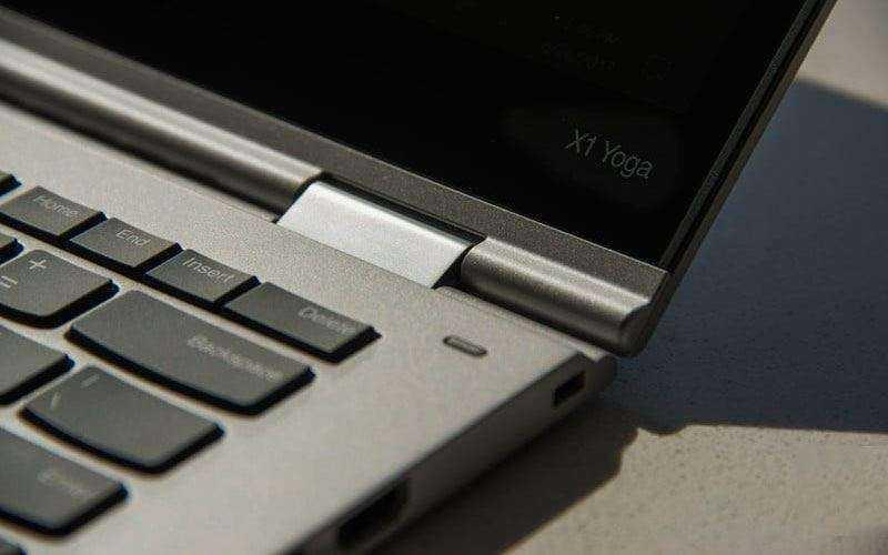 Тест Lenovo ThinkPad X1 Yoga