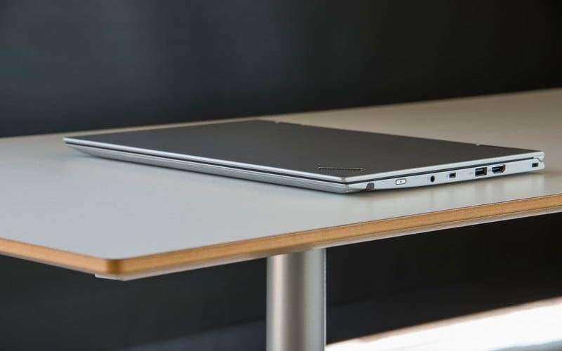 Lenovo ThinkPad X1 Yoga дизайн