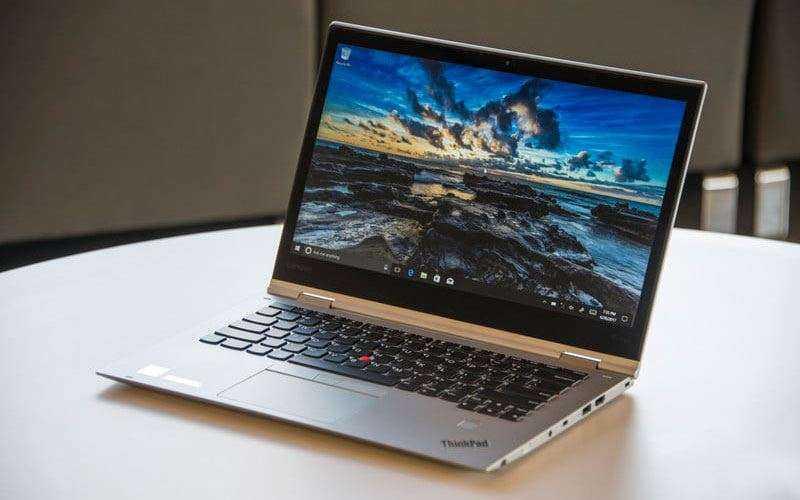 Компактность ThinkPad X1 Yoga 2017